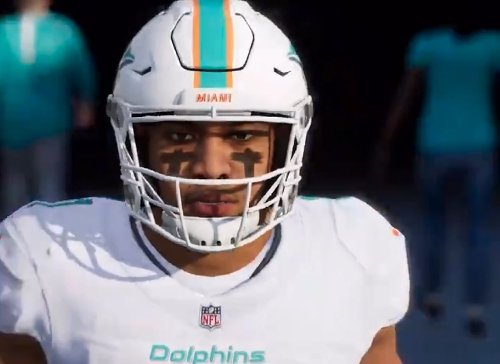 Video: Tua Tagovailoa and Miami Dolphins featured in 'Madden NFL 22' trailer