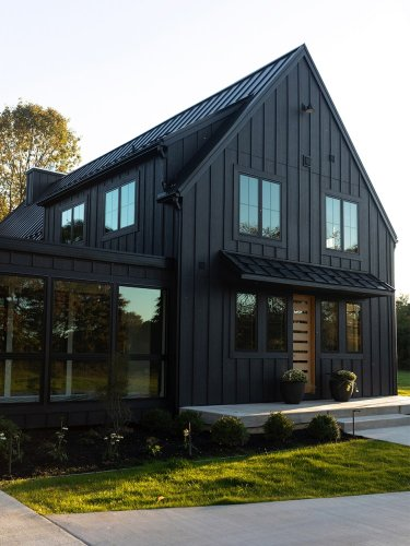 A Young Family's Kalamazoo Home Has a Touch of Danish Farmhouse and a Hint of Circus