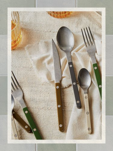 The 10 Best Flatware Sets Have a Flavor for Every Palette