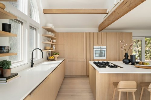 We're Calling It: This Cabinet Style Will Be Just as Sought-After as the All-White Kitchen