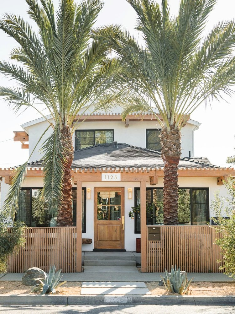 A SoCal Home Had Nowhere to Hang Outside—Now It has 4 Decks and 5 Pergolas