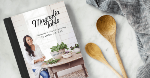 Joanna Gaines's Cookbook Is Officially Here