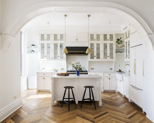 Kitchen Cabinet Layouts Aren't as Puzzling as They Seem