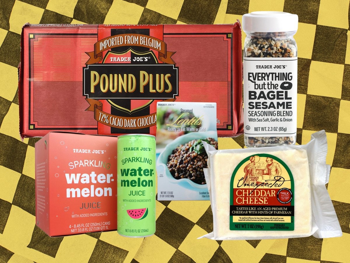 These Trader Joe's Products Are a Chef's Weeknight Dinner Saviors