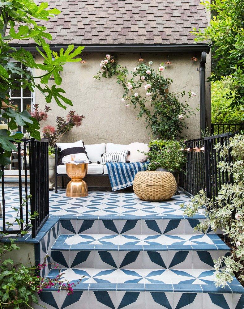 These Modern, Grassless Backyards Are Outdoor Goals