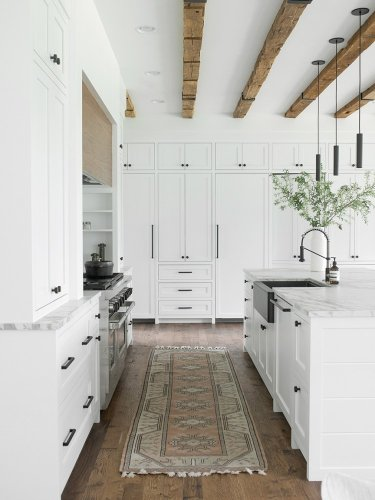 The Most Practical Place for a Secret Door Is in Your Kitchen