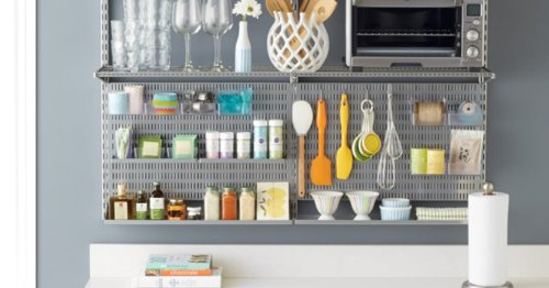 The Best Products to Organize a Tiny Kitchen
