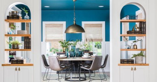 Chip and Joanna Gaines on How to Use Bold Paint Colors in Your Home