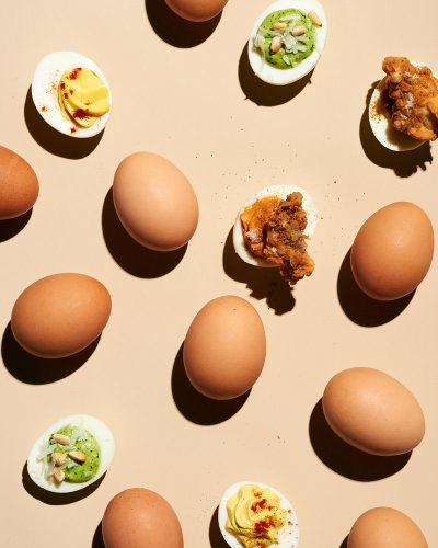 The Secret to Perfect Hard-Boiled Eggs Is…
