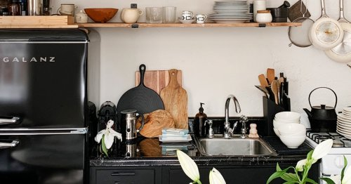 This DIY Kit from Amazon Will Give Your Dated Kitchen Counters New Life