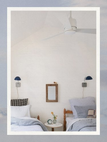 Forget About AC—The Best Ceiling Fans Are Chic and Cooling