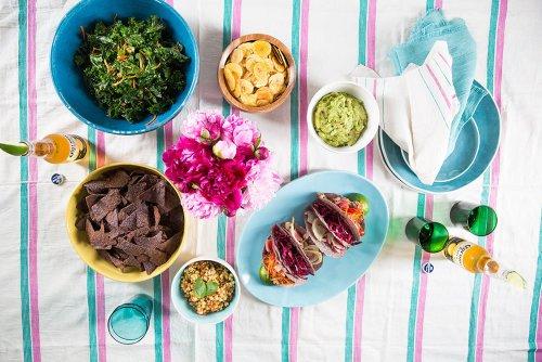 1 summer table 4 ways