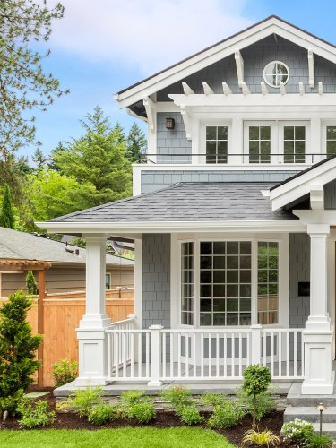 Painting Your Front Door This Color Could Increase Your Home's Value by $6K