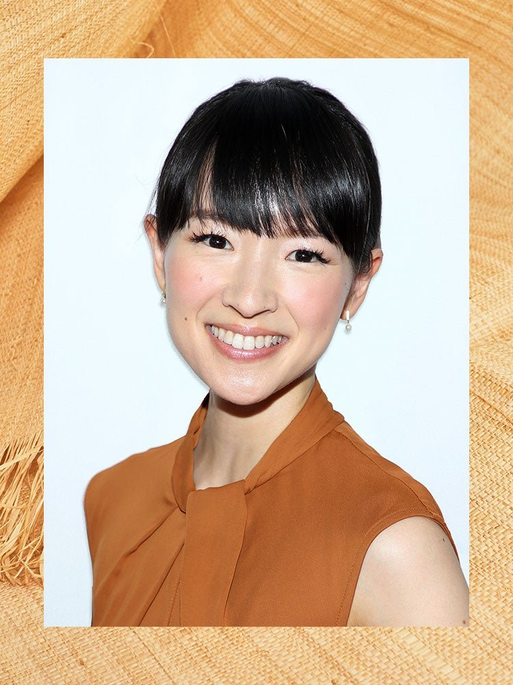 Marie Kondo's Trick for Freeing Up Closet Space Is So Simple