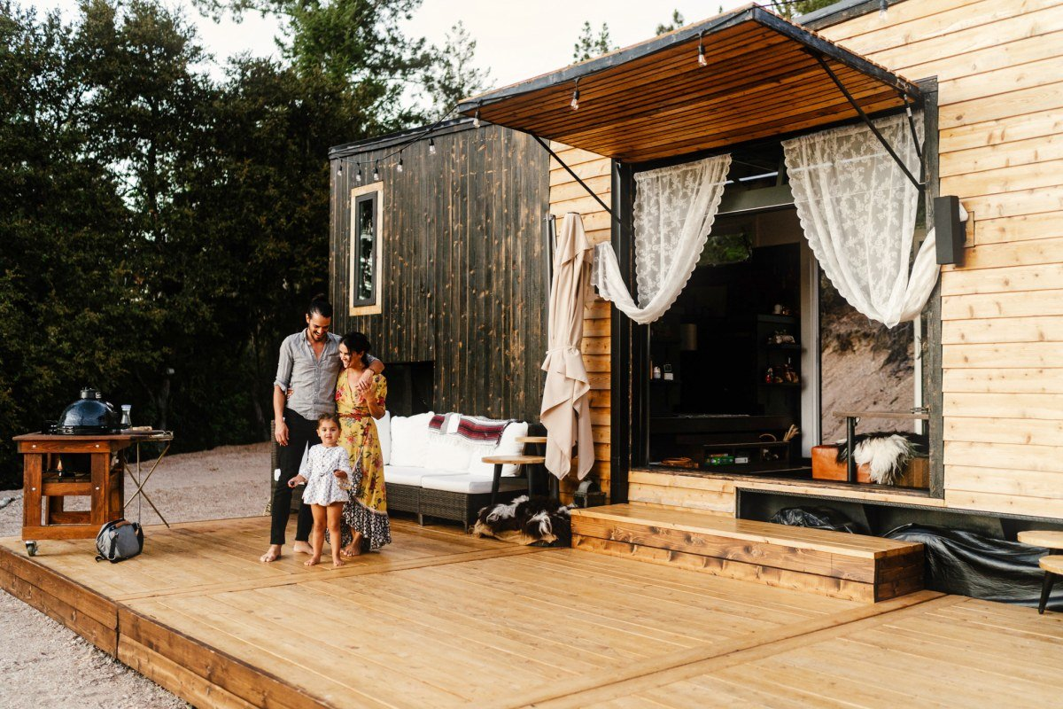 We Built a Tiny House as an Affordable Solution to SF Living—Now It's Our Dream Home