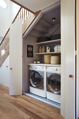 These 6 Organizing Tips Make for Laundry Room Magic