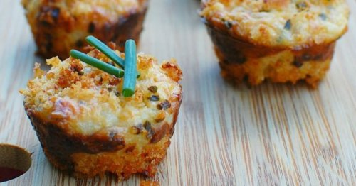 9 Easy Appetizers You Can Make in a Muffin Pan