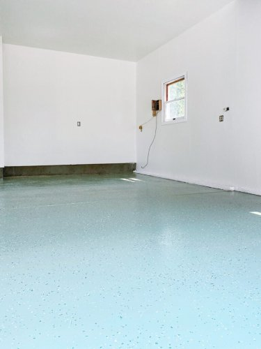 For One Blogger (and Her Dad), This $134 Kit Is the Secret to Chic Garage Floors
