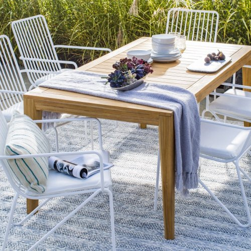 We've Got Your Outdoor Entertaining Cheat Sheet Right Here