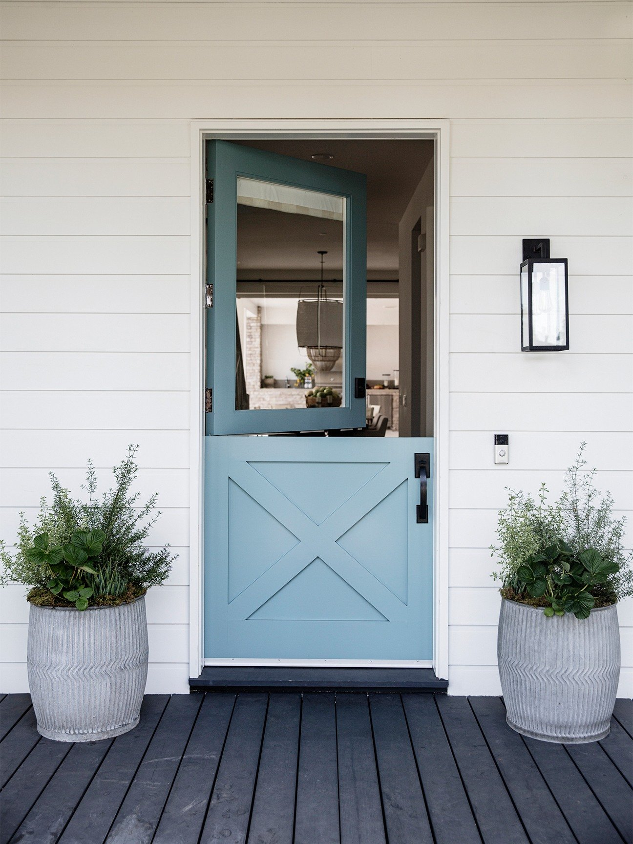 These 9 Dutch Doors Are the Good Kind of Breakups