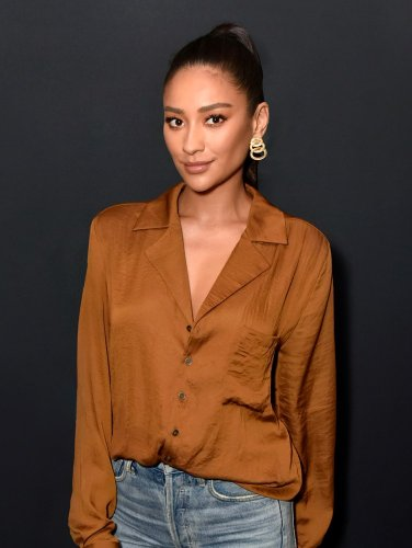 Shay Mitchell's Designer Hacked This IKEA Bathroom Find for His Living Room