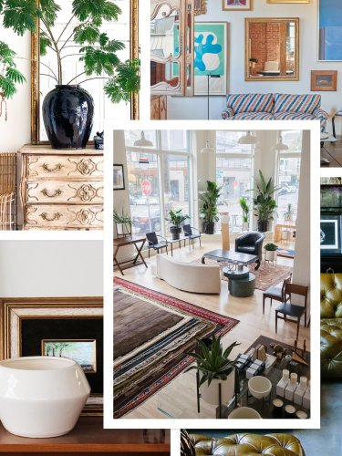 The 50 Best Vintage Furniture Shops in America
