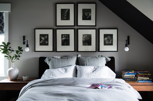 The Most-Googled Bedroom Paint Color Isn't the Soothing Hue You'd Expect