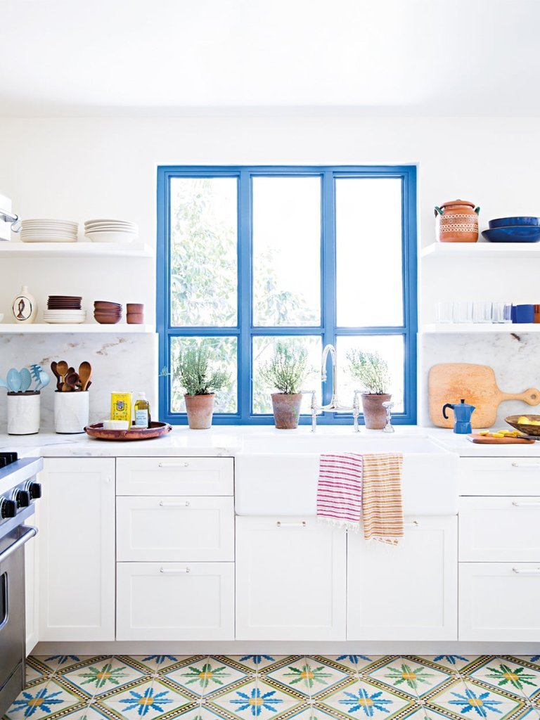 Your Kitchen Sink Base Cabinet Doesn't Have to Look Like Your Other Cupboards