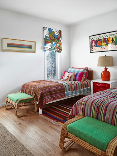 These Chic Rooms Prove That Twin Beds Aren't Just for Kids and College Students
