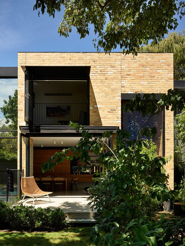 An Entirely Self-Powered House (With a Secret Garden!) in Melbourne