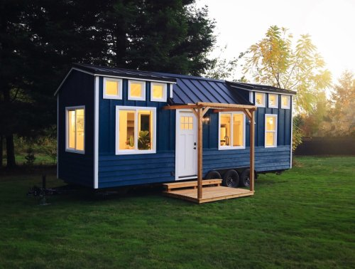 How One Tiny-Home Designer Makes a Small Space Feel 10 Times Bigger