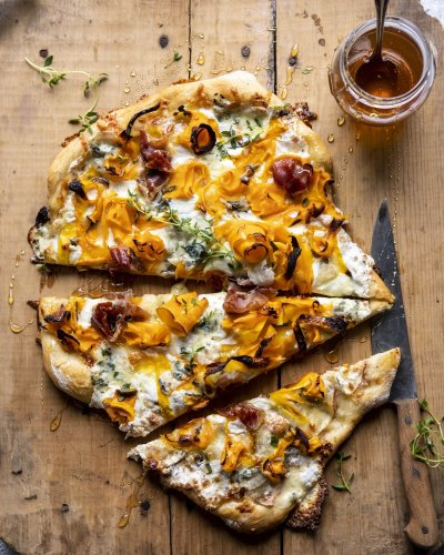 If You Have 30 Minutes, You Can Make This Butternut Squash Pizza