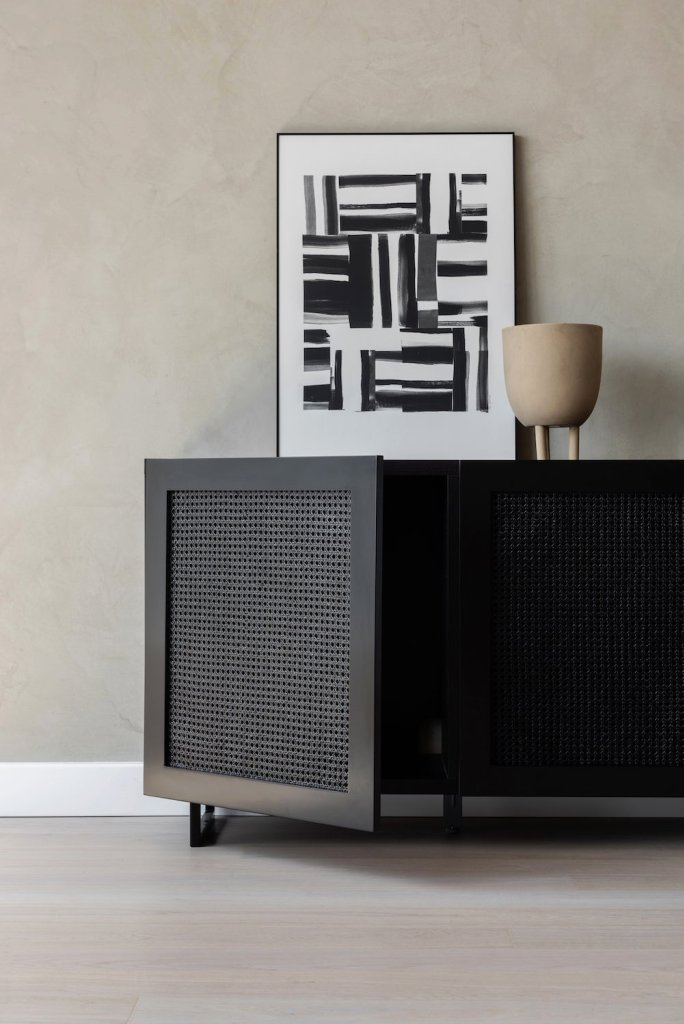 This Buzzy Material Is the New Way to Update Your IKEA Cabinets