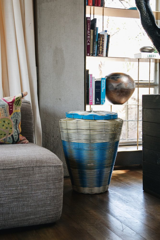 Crate & Barrel's New Storage Drop Isn't Your Average Collection of Seagrass Baskets