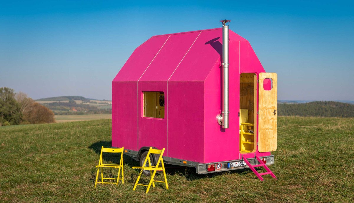 This 70-Square-Foot Tiny House Only Costs $10,000