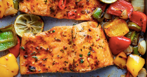 10 Delicious Salmon Dinners You Can Make on a Single Sheet Pan