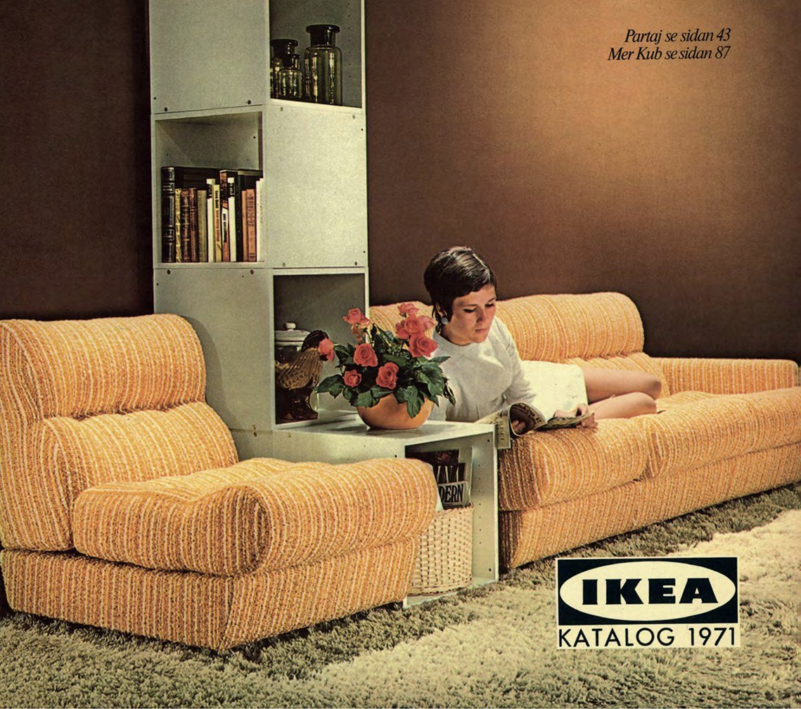 Does Your Style Match the IKEA Cover From the Year You Were Born?