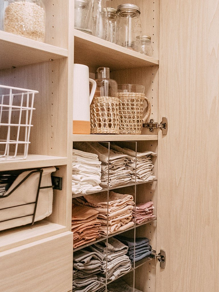 9 Unexpected Kitchen Storage and Organization Ideas You Didn't Try Last Spring