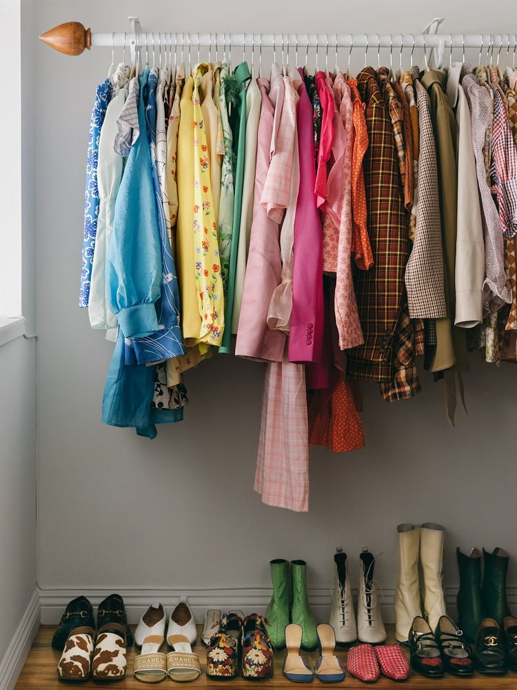 7 Fashion Lovers Share Their Seasonal Closet-Organizing Strategies