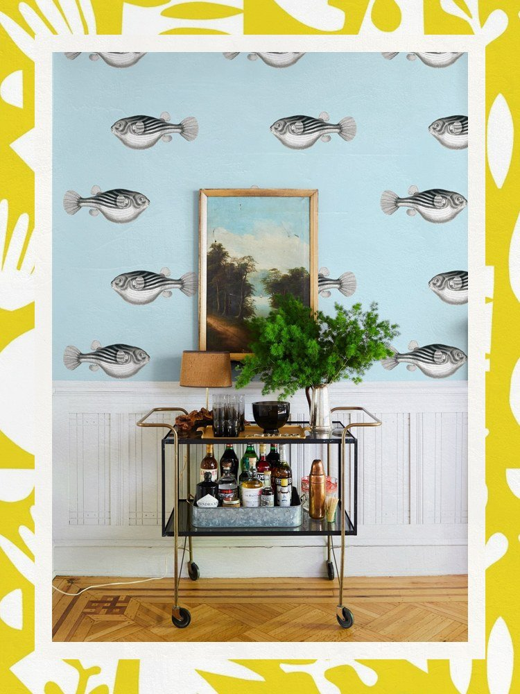 The Best Removable Wallpaper for Rental-Friendly Renos