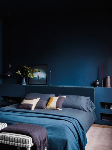 11 Ways to Trick the Eye Into Believing Your Bedroom Isn't Tiny