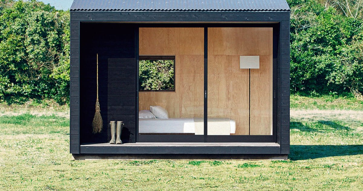 The New MUJI Tiny House Is the Ultimate Minimalist Space
