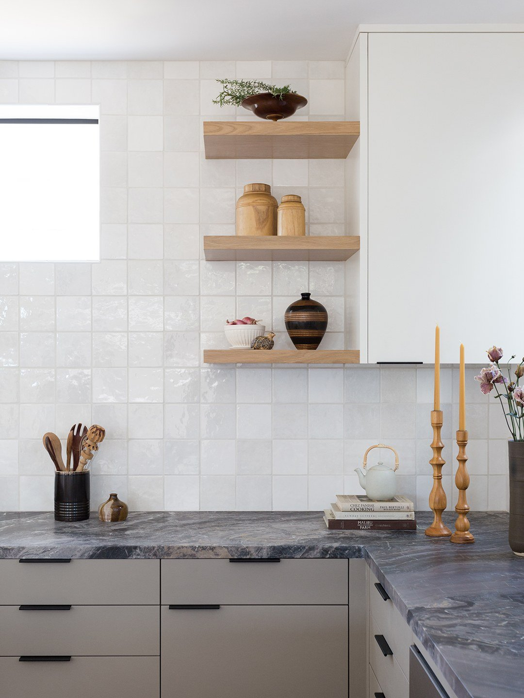 Marble Countertops Aren't Actually Impractical—Take This L.A. Designer's Word for It