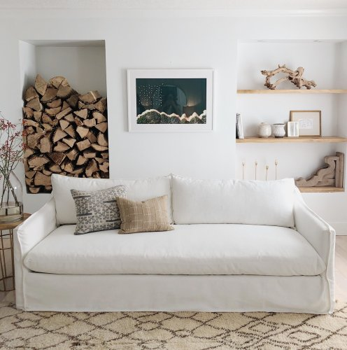 """Are Millennials Reviving This """"Outdated"""" Sofa Style?"""