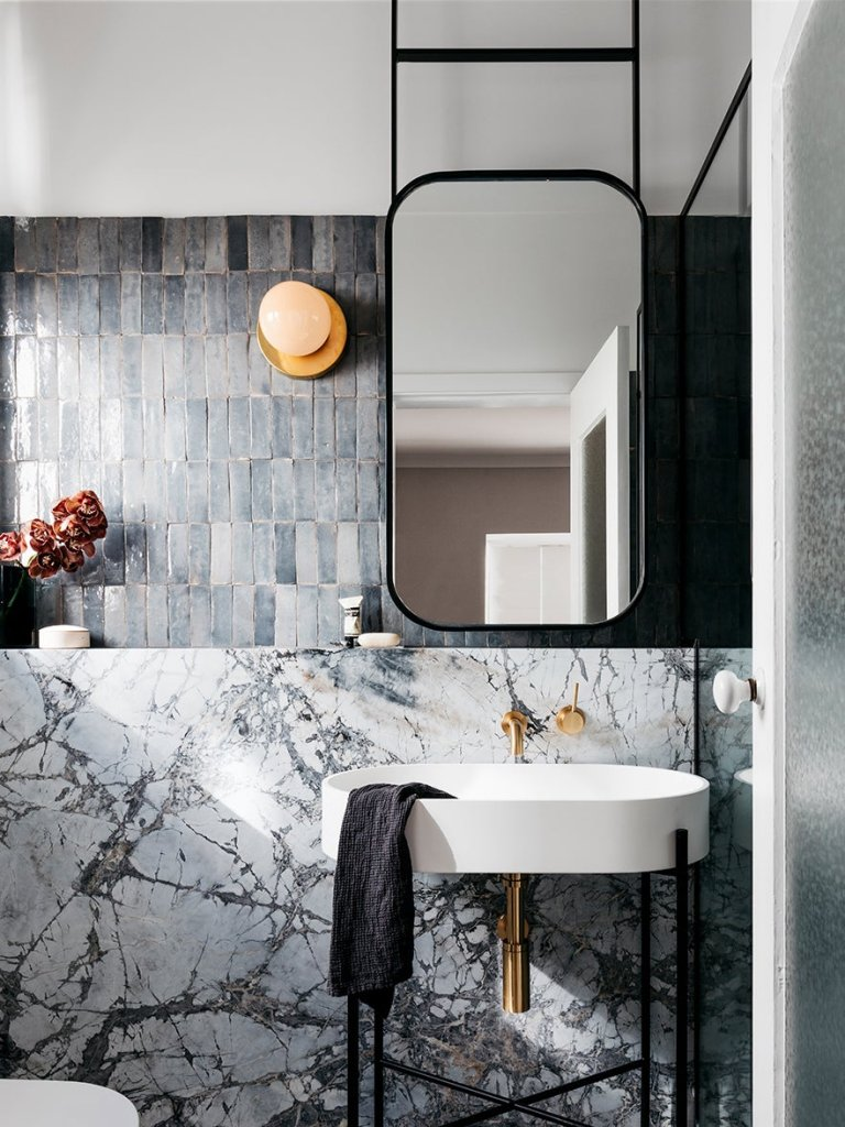Think bathrooms are dull? Tell that to these spaces