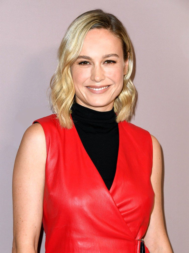 Brie Larson's Backsplash Idea Will Save You From a Pricey Tiling Job
