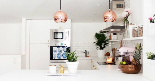 14 Clever Countertop Solutions for Your Rental Kitchen