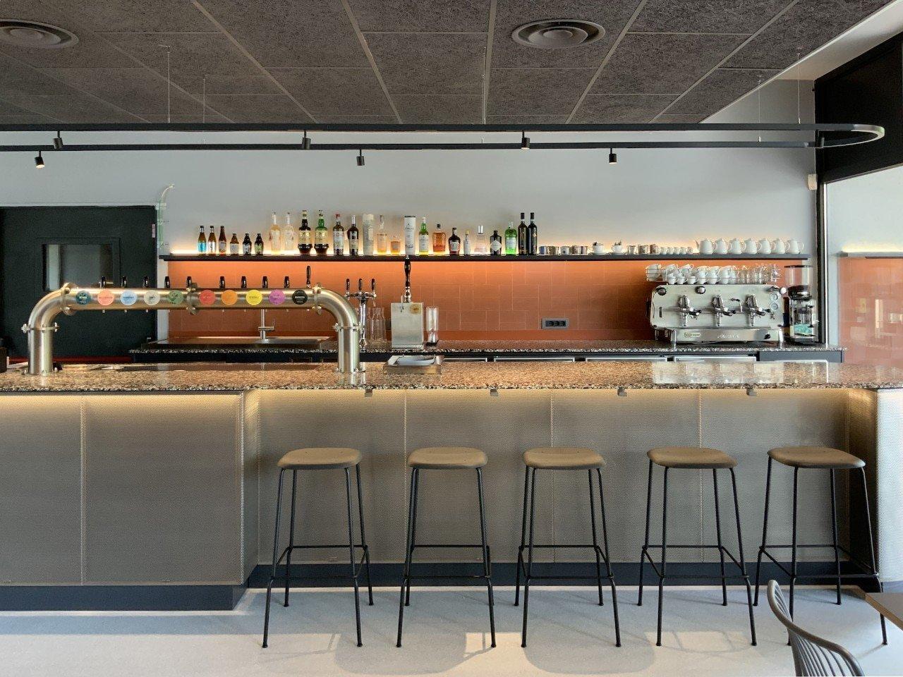 La birreria in Barona ispirata ai maestri del design italiano