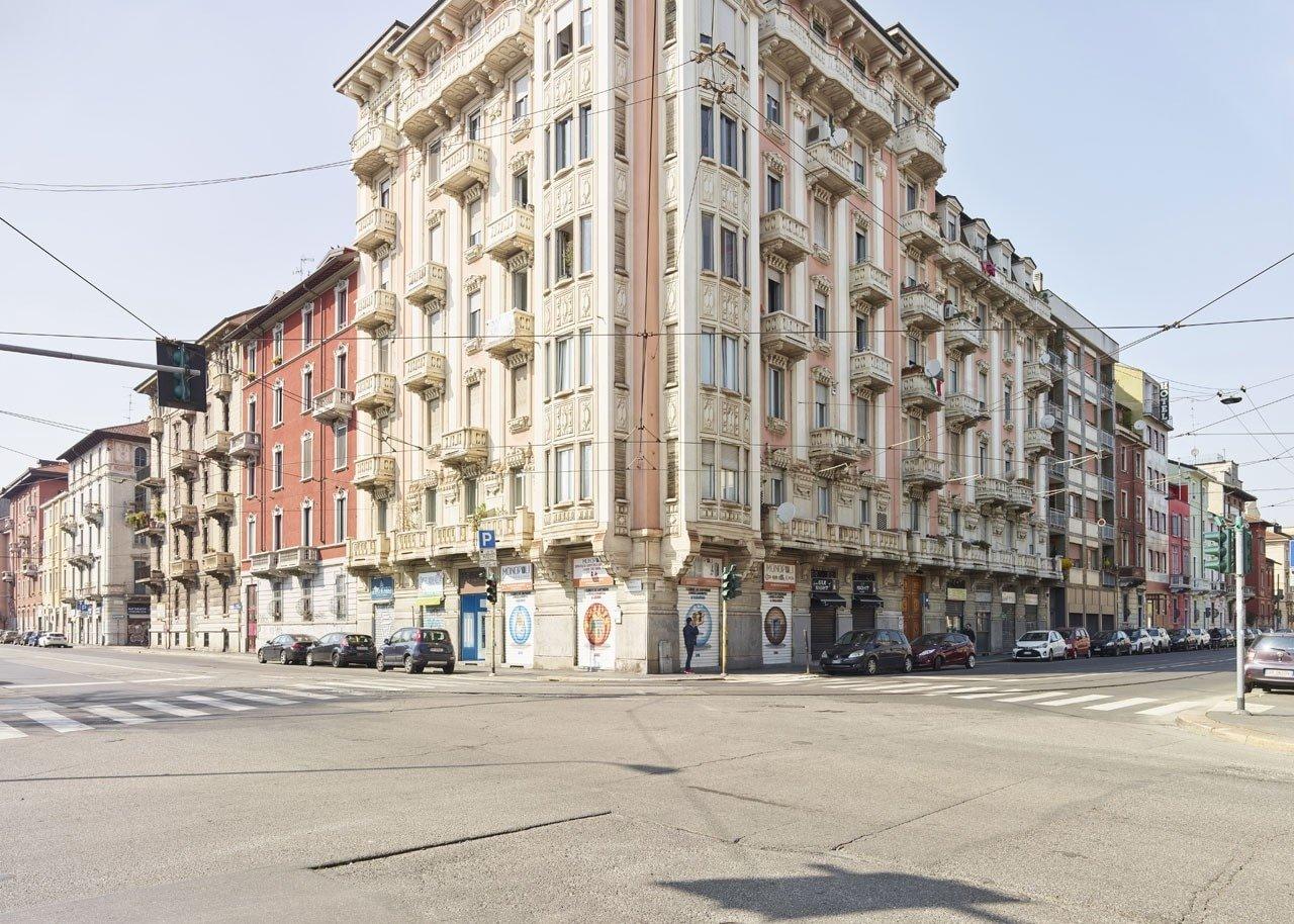 Il viaggio fotografico di Maurizio Montagna nella Milano in quarantena per il Coronavirus