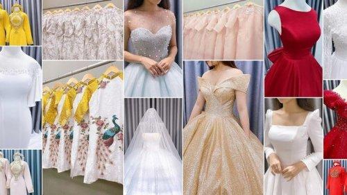 Hip bridal Biên Hòa - Chuyên áo cưới váy cưới số 1 Biên Hòa